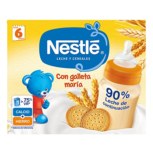 Nestlé Leche y Cereales galleta