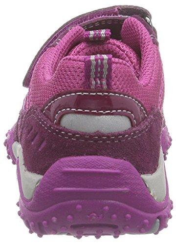 Superfit  SPORT4 MINI, Baskets premiers pas bébé Rose - Pink (MAGIC KOMBI 41)
