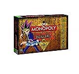 yvolve Monopoly - Yu-Gi-Oh-Edition - 6 Sammler Spielfiguren | Gesellschaftsspiel | Brettspiel Deutsch
