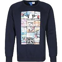 Adidas Bts Crew Felpa - Blu (Legend Ink S10) -