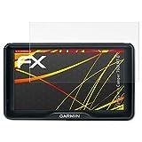 atFoliX Folie für Garmin Camper 760LMT-D Displayschutzfolie - 3 x FX-Antireflex-HD hochauflösende entspiegelnde Schutzfolie