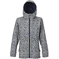 Burton narraway Jacket Chaqueta, mujer, NARRAWAY JACKET, Mood Indigo Mini Floral, extra-large