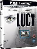 Lucy 4K - Blu-ray - 4K Ultra HD + Blu-ra...