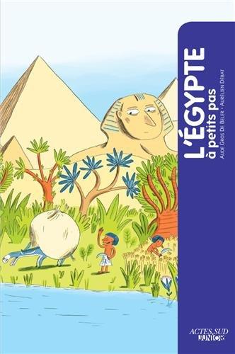 L'Egypte à petits pas