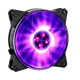 Cooler Master MasterFan Pro 120 Air Pressure RGB Case Fan 'RGB LED, 650 - 1,500 +/-10 RPM, 120mm' MFY-P2DN-15NPC-R1