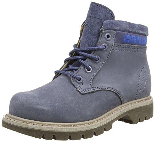 Caterpillar Ridge, Ankle boots sans doublure femme Gris (Folkstone Grey)