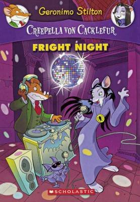 [Fright Night] (By: Geronimo Stilton) [published: August, 2013]