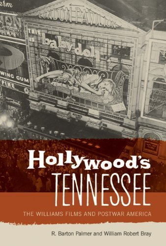 Hollywood's Tennessee: The Williams Films and Postwar America by R. Barton Palmer (2009-11-16)  by  R. Barton Palmer;William Robert Bray