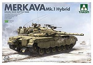 TAKOM Tak de 2079Maqueta de Israeli Main Battle Tank mekava 1Hybrid