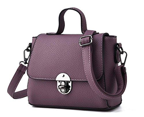 XibeiTrade - Sacchetto Ragazza donna Dark Purple
