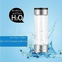 Spatial Element Wasserstoff-Generator-Intelligenter Hoher Konzentrations-Elektrolyse-Negativer Ionen-Beweglicher Gesundheits-Schalen-Wasserstoff-Hersteller 380Ml