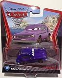 Disney Pixar Cars 2 – Don Crumlin – Voiture Miniature Echelle 1:55 – N° 31...