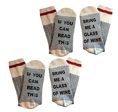 WODISON Wine Socks