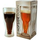 Das Hopside Down Bierglas - Ein Glas Verkehrtrum