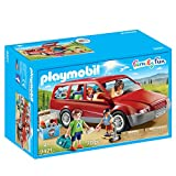 Playmobil Famille avec Voiture, 9421