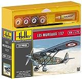 Heller - 50215 - Maquette - Aviation - Les Mureaux 117 - Echelle 1/72 - Kit...