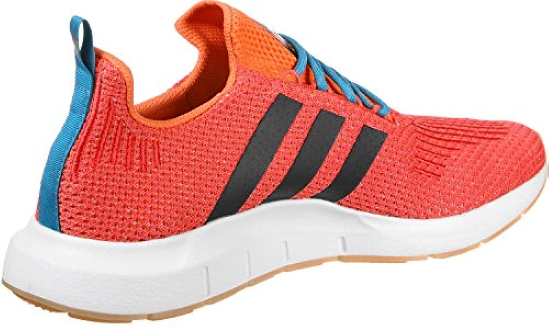 Adidas Swift Run Summer Trace Orange White 42