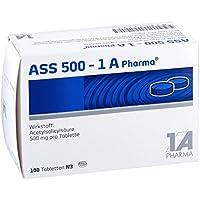 ASS 500-1A Pharma 100 stk preisvergleich bei billige-tabletten.eu