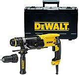 DeWALT Kombihammer SDS-plus 26mm 800Watt, 1 Stück, D25134K-QS