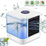 Refroidisseur d'air personnel, Sendowtek Mini-climatiseur/humidificateur/purificateur...