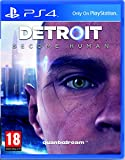 #5: Detroit: Become Human (PS4)