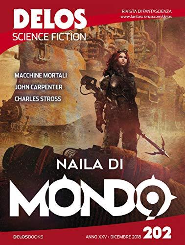 Delos Science Fiction 202