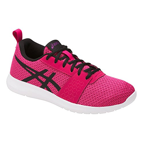 Asics Kanmei GS Junior Chaussure De Course à Pied - AW17 pink