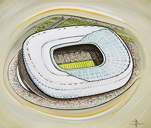 allianz-arena-stadium-pittura-ad-olio-originale-fc-bayern-munchen