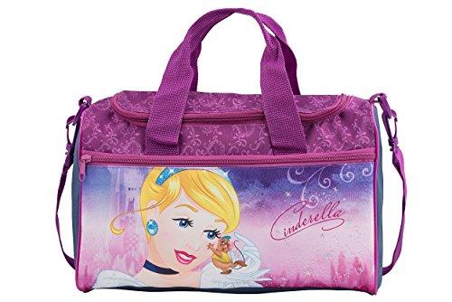 Disney Princess Cinderella Sporttasche 35 x 16 x 14 cm (Cinderella Tasche)