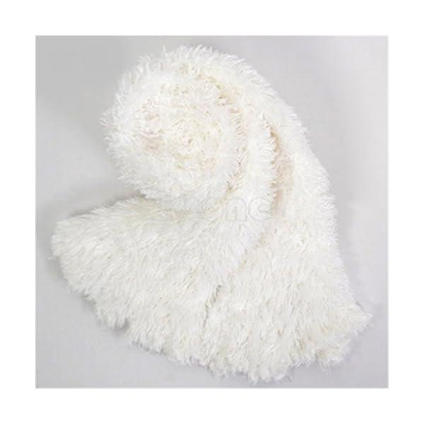 qingqingRMujer Turbante mágico Bufanda mantón Suave y Multifuncional sombrerería al Aire Libre 1