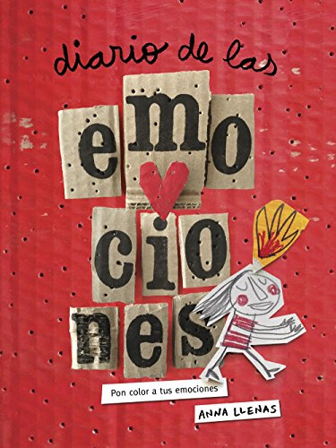 Diario de las emociones. Pon color a tus emociones (Nueva edición) (Libros Singulares) por Anna Llenas