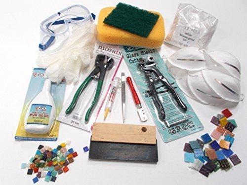 Professional Mosaic Tool Kit