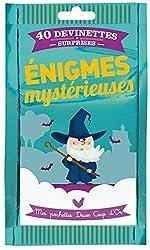 Enigmes mystérieuses: Mes pochettes Deux Coqs d'Or