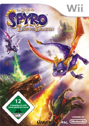 Activision Blizzard Deutschland The Legend of Spyro - Dawn of the Dragon
