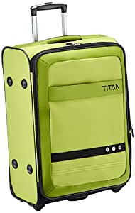 TITAN Suitcase, Family Ii, 62 cm, green  Vert lime, 33540203-27