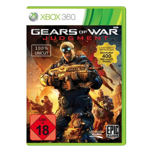Microsoft Gears Of War: Judgment (uncut) - [Xbox 360]