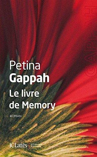 Le livre de Memory : roman