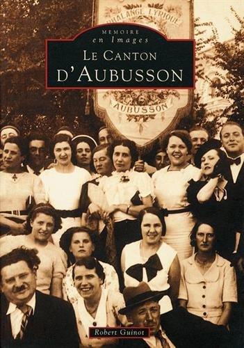 Aubusson (Canton d')
