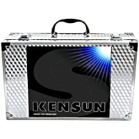 HID Xenon Headlight Conversion Kit by Kensun, 9007 Dual-Beam Bi-Xenon, 12000K - 2 Year Warranty by Kensun