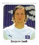 No.245 Benjamin Lauth - Hamburger SV - Bundesliga Fussball 2006/2007 - Panini