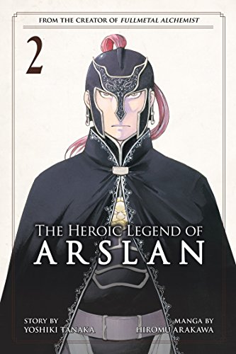 The Heroic Legend Of Arslan 2 por Yoshiki Tanaka