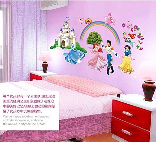 Adesivi Murali Per Bambini Disney.Galleria Tela Fai Da Te Per La Casa Arte Rimovibile Adesivi Murali