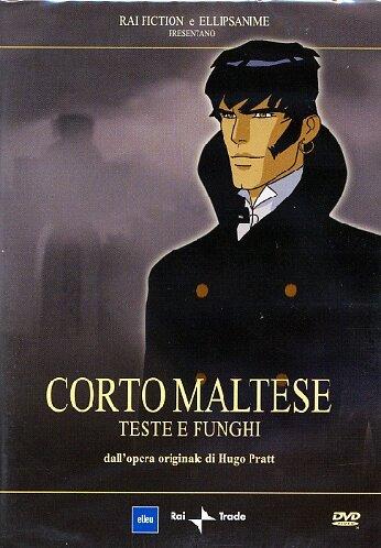 Corto Maltese - Teste e funghi [IT Import]