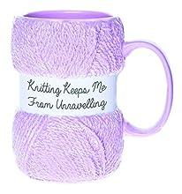 Boxer Gifts MU3049 Mug à tricoter Inroulin