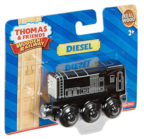 Thomas & Friends Wooden Railway Diesel Engine