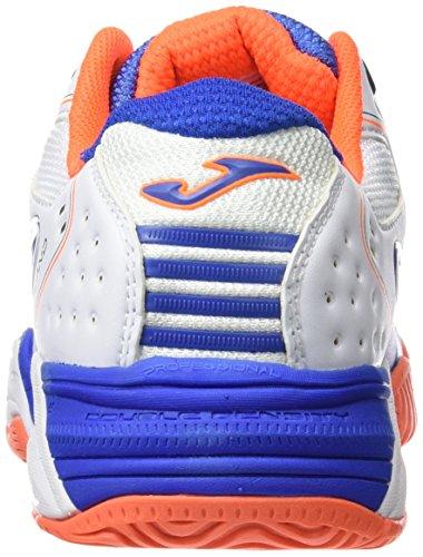 Joma T.Prolaw-602.40, Scarpe da Tennis Uomo Multicolore (Bianco/Blu)