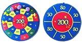 Solex 43371 - Diana de velcro con pelotas (39 x 39 x 5 cm)