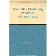 Vol. 210 - Modelling of Stellar Atmospheres