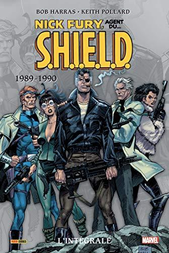 Nick Fury : L'intégrale T05 (1989-1990) par Bob Harras