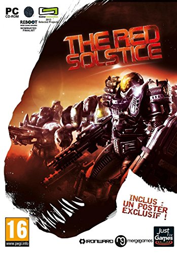 Red Solstice (PC DVD) UK IMPORT